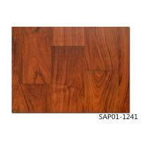 Wholesale small leaf Acacia Handscraped, UV lacquer, HDF engineered flooring, 3-layer, UV lacquer from china suppliers