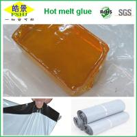 Wholesale High Temperature Hot Melt Adhesive For Courier Bag / Express Bag Bonding from china suppliers