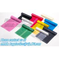 Wholesale roll bags, bin liners, nappy bags, nappy sack, diaper bag, alufix, rubbish bag, garbage from china suppliers