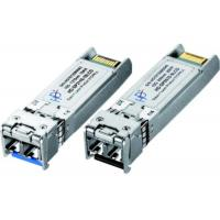 Wholesale SFP 10g Optical Transceiver , Single Mode Fiber Transceiver For Data Center from china suppliers