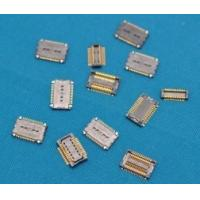 Wholesale Alternative board to board connectors,0.4mm pitch, 0.4BTB,1.0Height,1.5Height from china suppliers