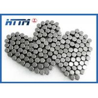 Hardness 28 - 36 HRC Tungsten Alloy Bar High Density with 97% Wolfram Content