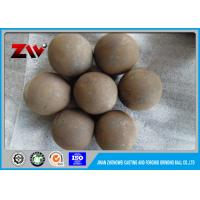 Wholesale 80 mm High Performance forged / Cast Grinding balls for ball mill / Power Plant from china suppliers