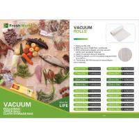 Wholesale Vacuum Sealer Food Packaging Machine Film Sealer Vacuum packer Bag GK-TVS-2150C from china suppliers