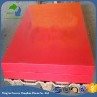 Wholesale Strict Quality Anti Abarsion Colorful Hdpe UHMWPE Engineering Plastic Sheet Honbo Chem Factory Export from china suppliers