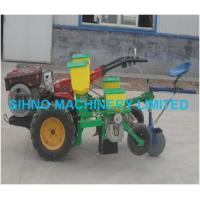 Wholesale grain corn precision planter working with walking tractor,corn seeder from china suppliers