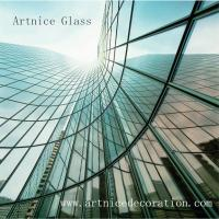 Buy cheap 3mm to 19mm Bending tempered glass, bending toughened glass with ISO, CE , AS2208, Certificates from wholesalers