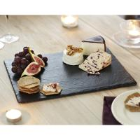 Buy cheap Rectangular slate plate in home&garden from wholesalers