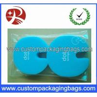 Wholesale Self-Adhesive Sealing Tape Custom Packaging Bags , Clear Plastic OPP Packaging Bag from china suppliers