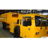 Wholesale Orange / White / Yellow RS-3CT  Crew Transporter ( 16 Seats ) Underground Dump Truck from china suppliers