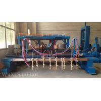 Wholesale High Efficiency H-Beam Production Line Strip Vertical Flame Cutting Machine 380V from china suppliers