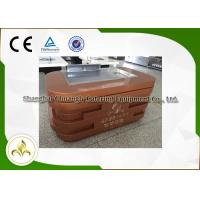 Wholesale Mobile Teppanyaki Grill Portable Hibachi Table Electromagnetic Induction Heating from china suppliers