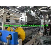 Wholesale 1000mm LLDPE Plastic Film Making machine For PE Wrapping Film 250kg/hr from china suppliers