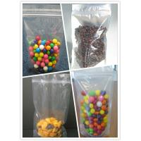 Wholesale PET / AL / NY / PE Transparent Stand up Bottom Gusset Bags for Coffee or Nuts from china suppliers