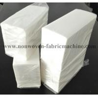 Wholesale Bathroom Linen Like Paper Guest Hand Towels 43cm X 30cm Customized Color from china suppliers