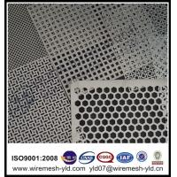 Wholesale exterior decorative perforated metal panel from china suppliers