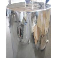 Wholesale 350L Gelatin Stainless Steel Storage Tanks For Gelatin Storge from china suppliers