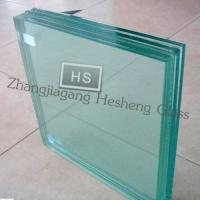 Wholesale 8+1.14+8MM clear laminated glass as building glass from china suppliers
