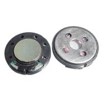 Wholesale Micro Wide Range 15mm Mylar Speaker with 0.5W Rated Power and 8Ω at 1KHz from china suppliers