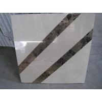 Wholesale Beige Marble Composite Tile for Flooring/ Floor Tile/ Wall Tile from china suppliers