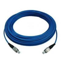 Wholesale Armoured optical fiber pigtail Fiber Optic Patch Cord cable CE ROHS Certicated from china suppliers