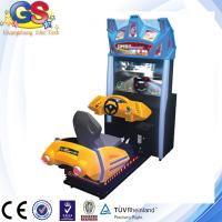 Wholesale Street Racing Stars Air car racing game machine from china suppliers