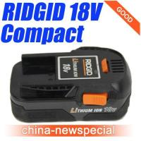 Wholesale Ridgid 18V Compact Li-ion Battery 18Volt Lithium Batteries R840084 from china suppliers