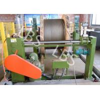 Quality Multilayer Hydraulic Mooring Winch Spooling Device 3 MM~190 MM Wire Dia for sale