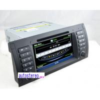 Wholesale Multimedia 3G WiFi BMW Sat Nav DVD Car Stereo for BMW X5 E53 M5 E39 520 523 525 528 from china suppliers