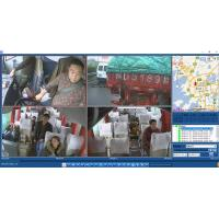 Wholesale 4 Channel  Basic Mobile DVR with  Video Camera School Bus CCTV System from china suppliers