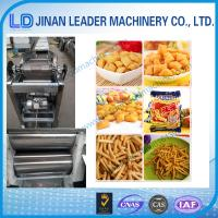 Wholesale Stainless steel Fried wheat flour snack processing machine from china suppliers