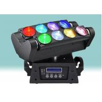 LED Moving Head Light 10/14CH  Mini Spider Light