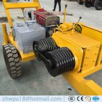 Wholesale Export standard Overhead Line Winches HYDRAULIC PULLERS (WINCH) from china suppliers