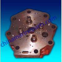 Quality China Diesel parts Marine Diesel Generators Spare Engines Parts Cylinder head for sale