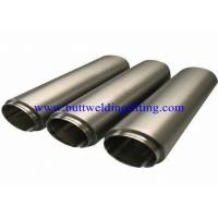 Wholesale Incoloy 800 Alloy 800 Nickel Alloy Pipe Thick Wall , ASTM B407 and ASME SB407 from china suppliers
