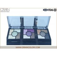 Wholesale Powder Form Five Color Filled Makeup EyeShadow Palette Fashion Box Packing from china suppliers
