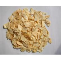 Wholesale Dehydrated garlic flake from china suppliers