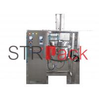 Wholesale Electric Control Lipstick Filling Machine with dissolving tank , lipstick making machine from china suppliers