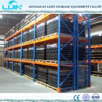 Wholesale Adjustable Heavy Duty Storage Racks Anti Corrosion Cold Rolled Steel Material from china suppliers
