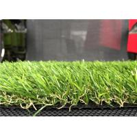 Wholesale 25MM 10500D Water Proof Artificial Residential Grass / Artificial Putting Green Turf from china suppliers
