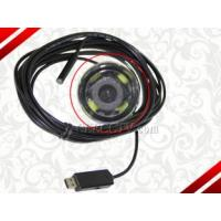 Quality Sewer pipe inspection camera USB home endoscope for search and rescue CEE-IC01 for sale