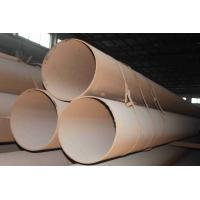 Wholesale EN10217 Steel Tube, LSAW / DSAW Large Diameter Welded Steel Pipes, Low Pressure Liquid Transportation Pipe from china suppliers