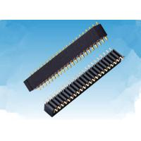 Wholesale PCB socket 2.54mm round Pin from china suppliers