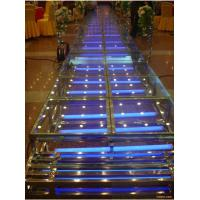 Wholesale FiberGlass Stage With 18mm Thickness Glass Board For Sale from china suppliers