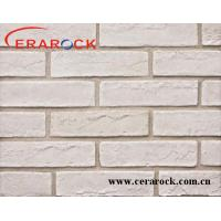 Wholesale White stone cladding wall tiles, popular artificial stone from china suppliers