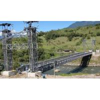 Wholesale Double Lane Bailey Suspension Bridge Compact With Portable Steel from china suppliers