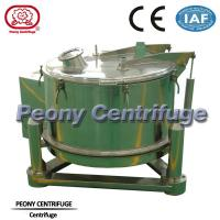 Wholesale Bag Lifting Top Discharge Dewatering Centrifuge Basket Type Filter Equipment from china suppliers