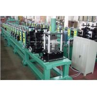 Wholesale Hydraul Automatic Z Purlin Roll Forming Machine , Roof Panel Roll Forming Machine from china suppliers