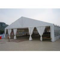 Wholesale Big Outdoor White PVC Cover Wedding Party Tent for Events Aluminum Alloy Frame from china suppliers