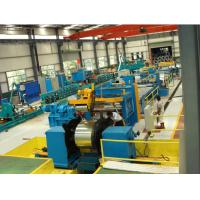 Full Automatic Steel Slitting Machine Large Size Max 25 Strips ISO9001